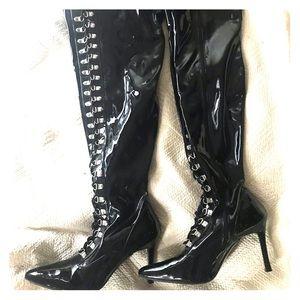 Funtasma Thigh-High Boots